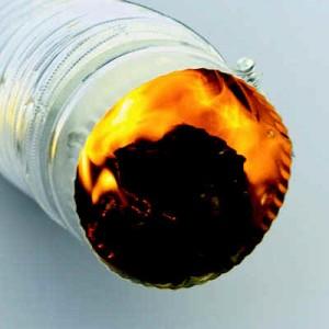 Como evitar riscos de incêndio Secador de desabafar