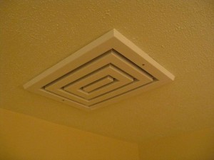 How to install bathroom vents