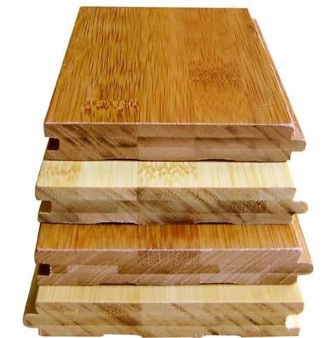 Korjaus bambusta lattiapäällyste