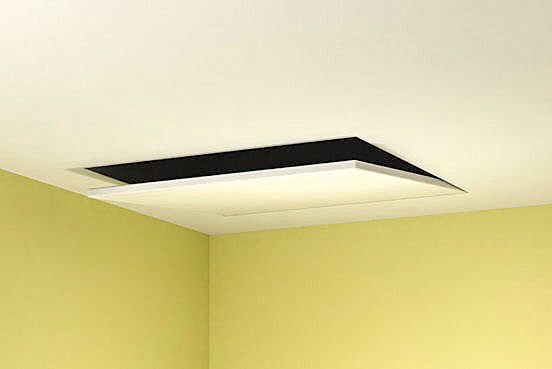 Install a ceiling access panel