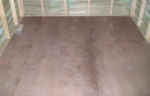 Epätasainen lattia korjaukset