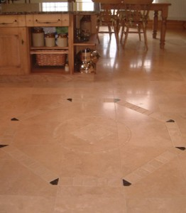 How much does travertine flooring cost?