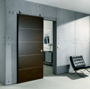 How to install and build a closet sliding door