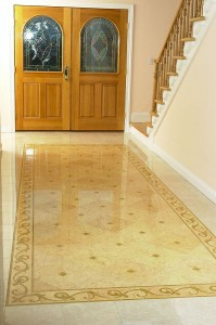 How to clean marble, ceramic tiles and slate floors