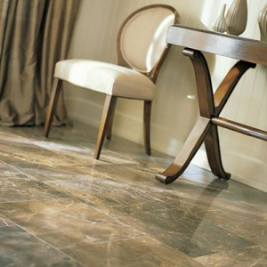How to install marble floors