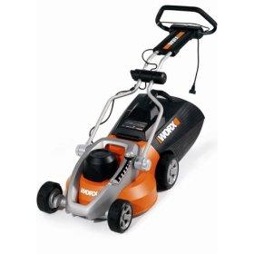 Lawn mower present