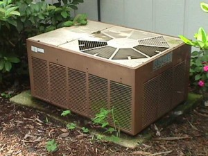 Upgrading an air conditioner
