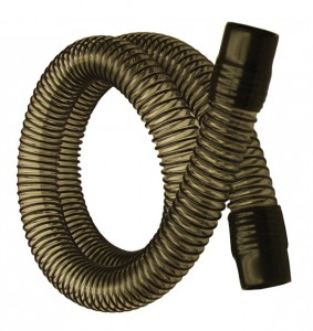 Verlenging van een mobiele airconditioner slang