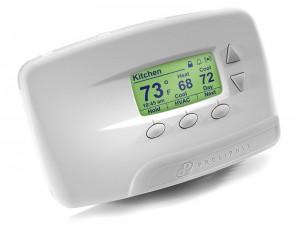 Calibrate thermostat temperature