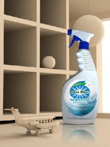 Home mildew prevention