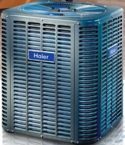 About central air conditioners