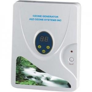 Purificação da água do ozônio na sua casa