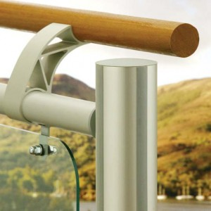 How to install outdoor handrails