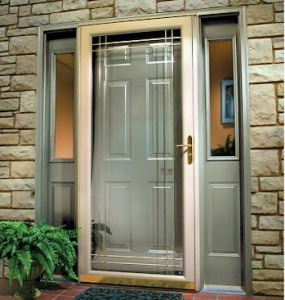Buying the right storm door