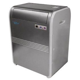 Fordeler med en 12.000 BTU portable air conditioner