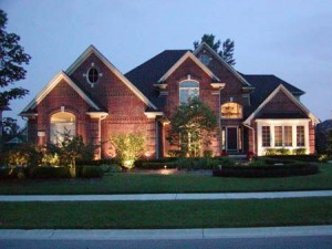 About LED landscape lighting