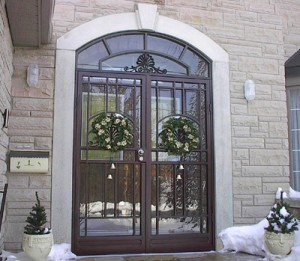 About storm doors