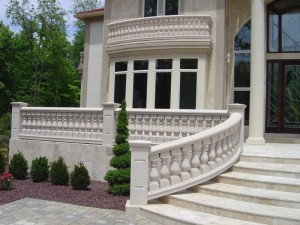 Balusters spacing