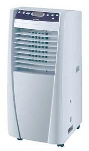 Estando livres de análise da qualidade do ar condicionado