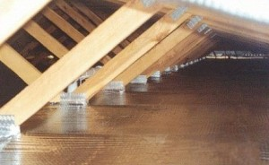 Radiant heat barrier costs