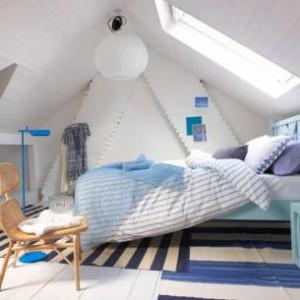 Platta tak takfönster design