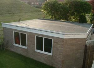 El herpes zóster y techos planos