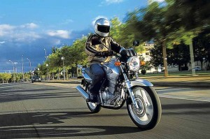 Theft insurance for your motorbike