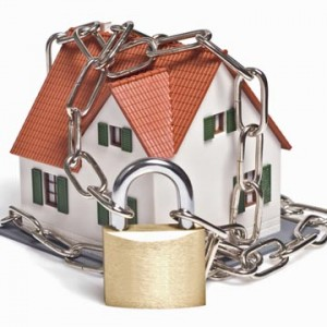 Home security fixes with little money
