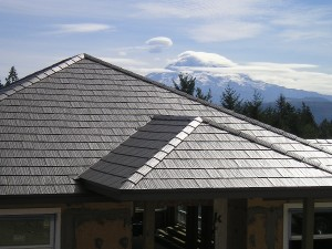 Restoring metal shingles