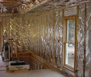 Mauer capacité de rayonnement chauffe