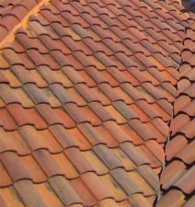 Adjusting roof shingles