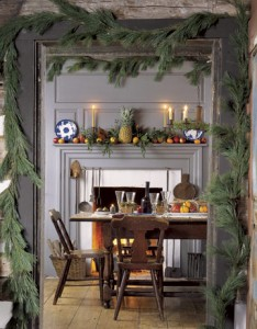 Decorating your fireplace mantel