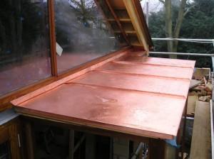 Çatı bakır maliyetleri