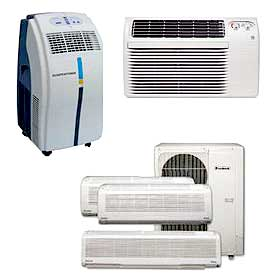 Air conditioning and heating repairs