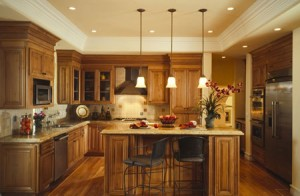 Light fixture ideas for kitchens