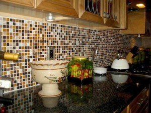 Idee cucina back-splash