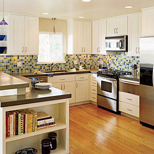 Kitchen redesign tips