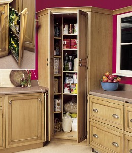 How to build an oak pantry cabinet