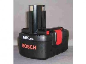 About 18v Drill Batteries
