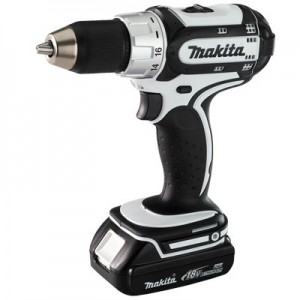 Over Makita 24 volt boormachine