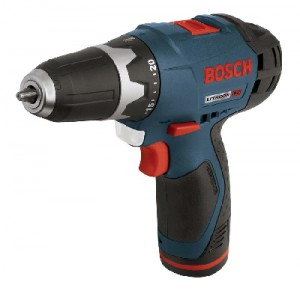 Over 12v Bosch boormachines