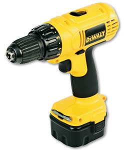 Over DeWalt 14,4 boormachine