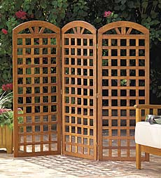 Buying lattice panels