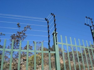 About electric fences