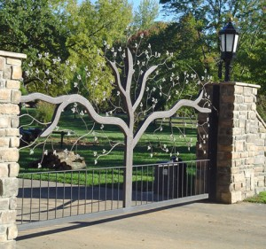 About ornamental fences