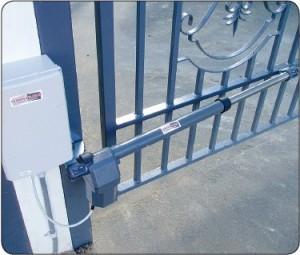 The functionality of the swinging electric gate operators