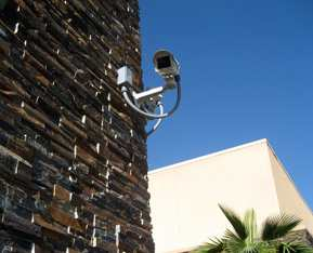 How to install an outdoor security camera
