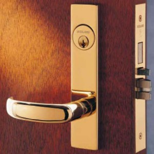 Advantages of a mortise lock