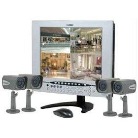 Über DVR versteckte überwachungskamera