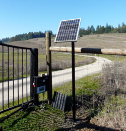 Solar puertas